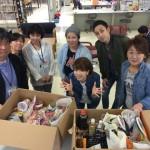 2016.03.24 GAPライカム店フードバンク