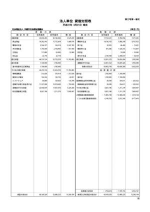 平成30年度貸借対照表のサムネイル
